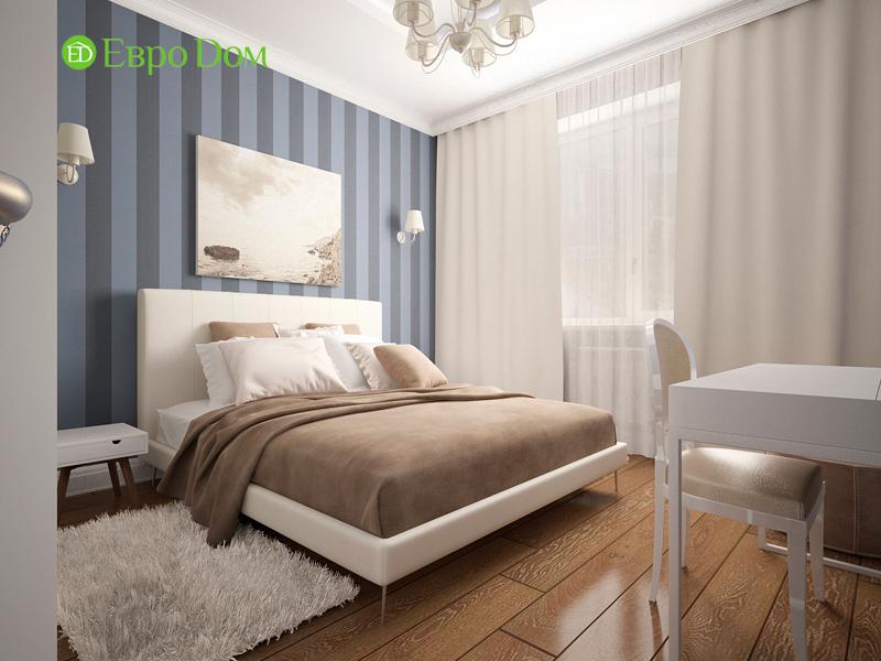 Дизайн 4-комнатной квартиры 192 кв. м в стиле классицизм. Фото 019