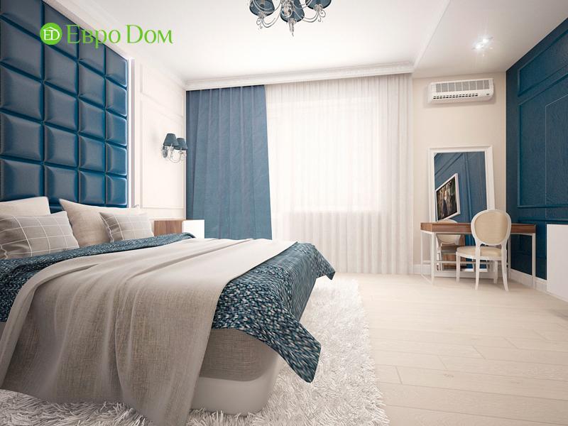 Дизайн 4-комнатной квартиры 192 кв. м в стиле классицизм. Фото 021