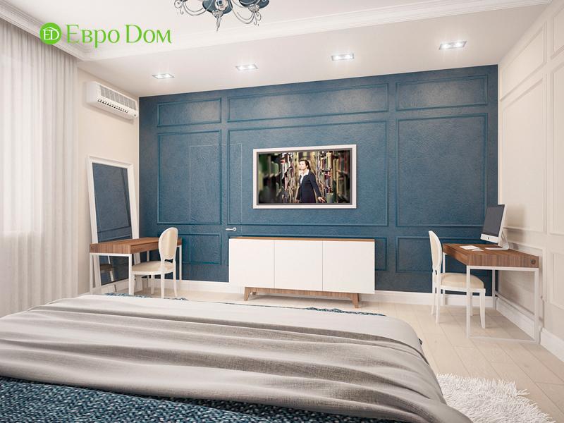 Дизайн 4-комнатной квартиры 192 кв. м в стиле классицизм. Фото 022