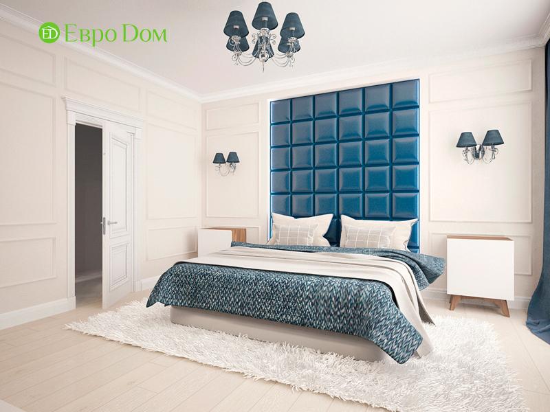 Дизайн 4-комнатной квартиры 192 кв. м в стиле классицизм. Фото 023