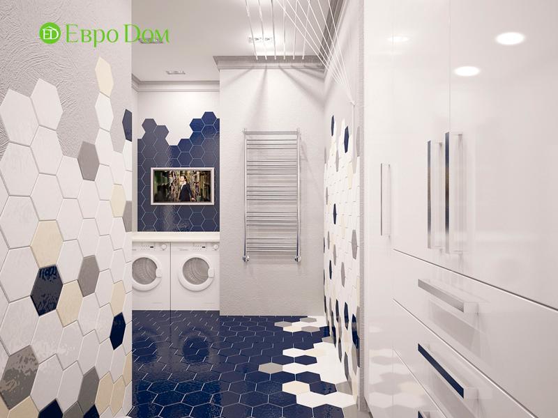Дизайн 4-комнатной квартиры 192 кв. м в стиле классицизм. Фото 025