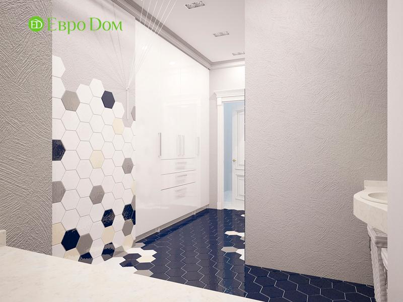 Дизайн 4-комнатной квартиры 192 кв. м в стиле классицизм. Фото 027