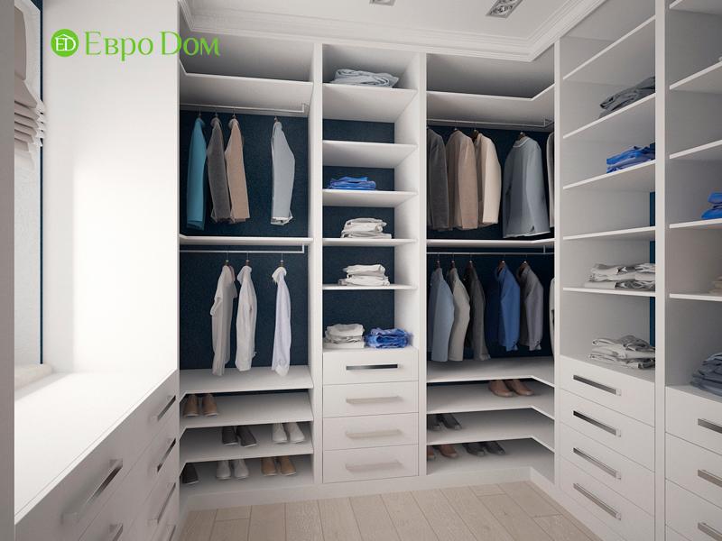 Дизайн 4-комнатной квартиры 192 кв. м в стиле классицизм. Фото 031