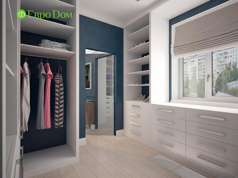 Дизайн 4-комнатной квартиры 192 кв. м в стиле классицизм. Фото 032