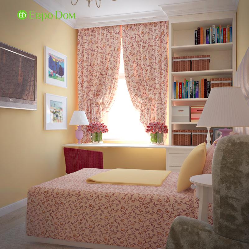Дизайн 4-комнатной квартиры в стиле неоклассика. Фото 02