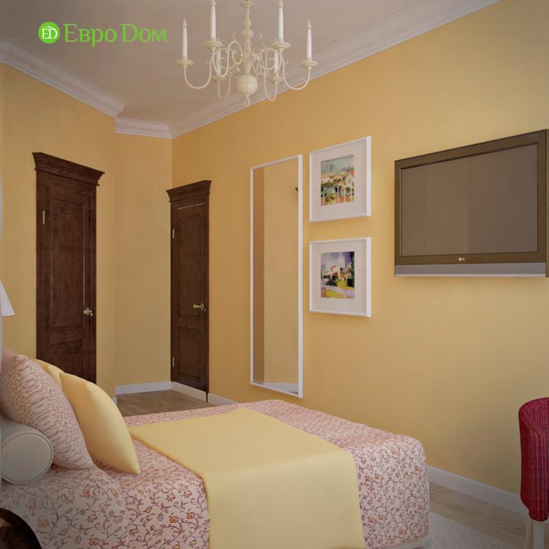 Дизайн 4-комнатной квартиры в стиле неоклассика. Фото 03