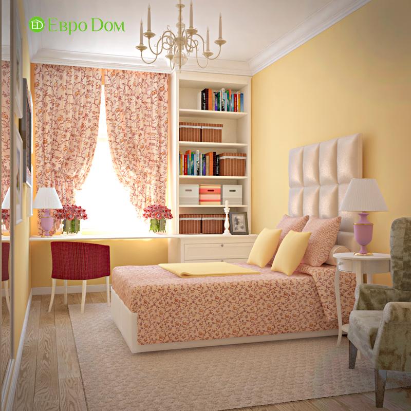 Дизайн 4-комнатной квартиры в стиле неоклассика. Фото 04