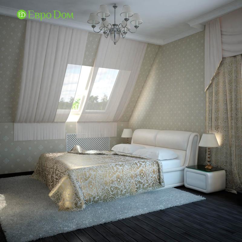 Дизайн 4-комнатной квартиры в стиле неоклассика. Фото 05
