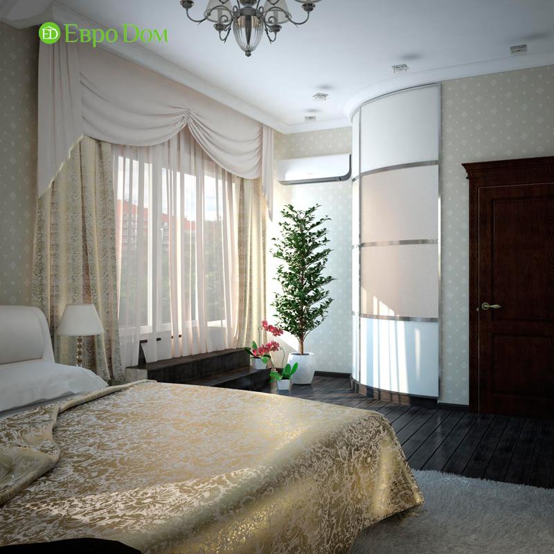 Дизайн 4-комнатной квартиры в стиле неоклассика. Фото 06
