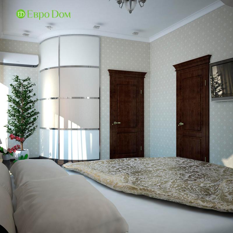 Дизайн 4-комнатной квартиры в стиле неоклассика. Фото 07