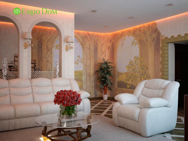 Дизайн 4-комнатной квартиры в стиле неоклассика. Фото 09