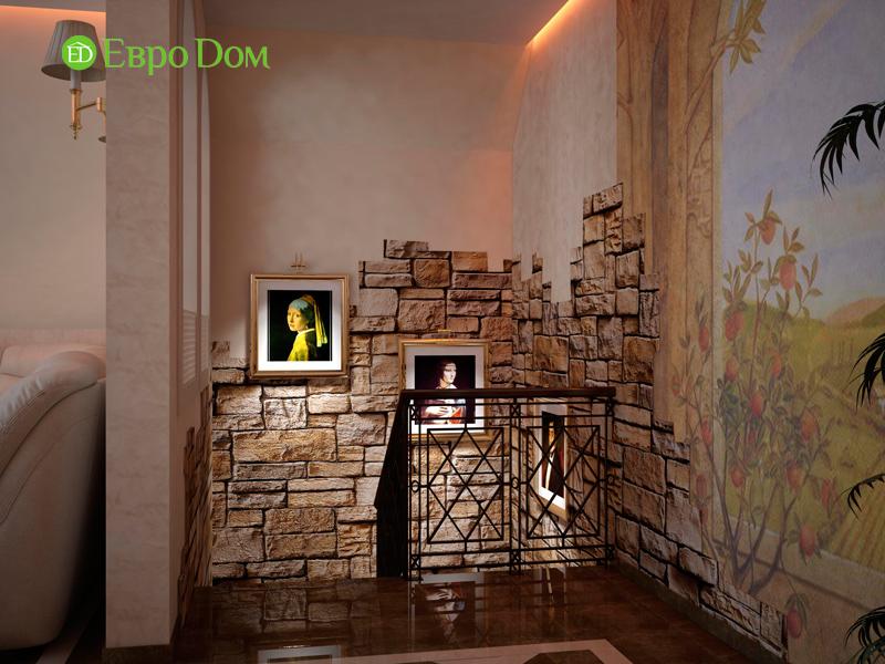 Дизайн 4-комнатной квартиры в стиле неоклассика. Фото 011