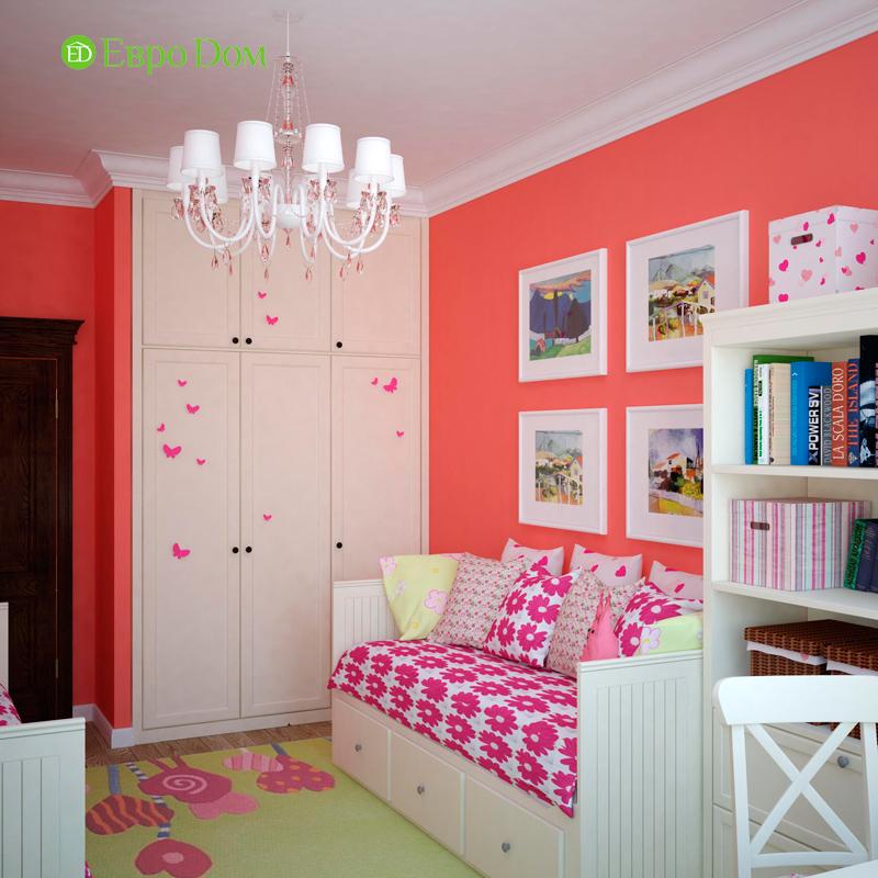 Дизайн 4-комнатной квартиры в стиле неоклассика. Фото 013