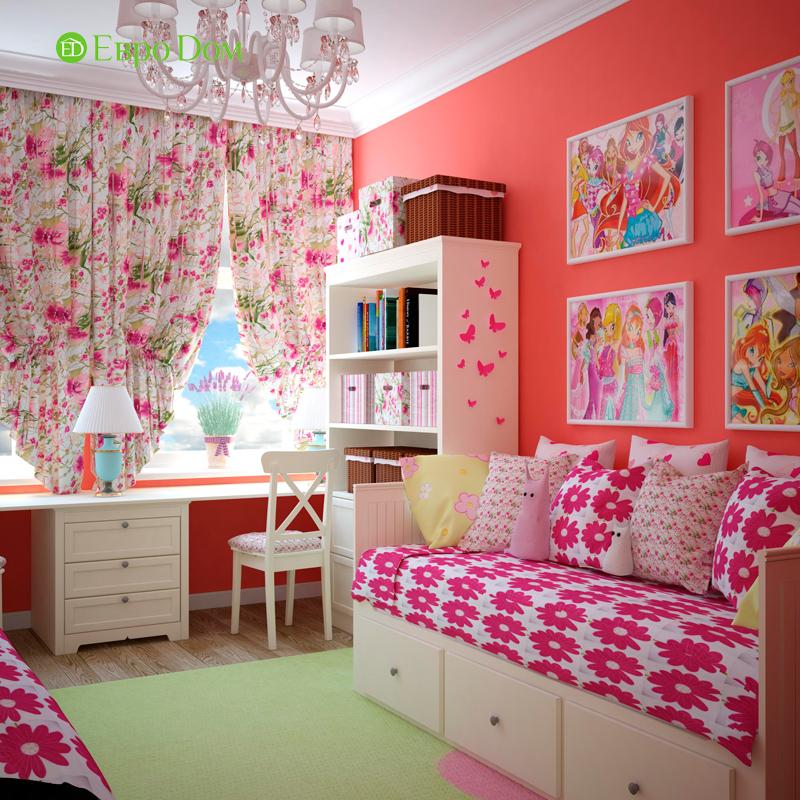 Дизайн 4-комнатной квартиры в стиле неоклассика. Фото 016