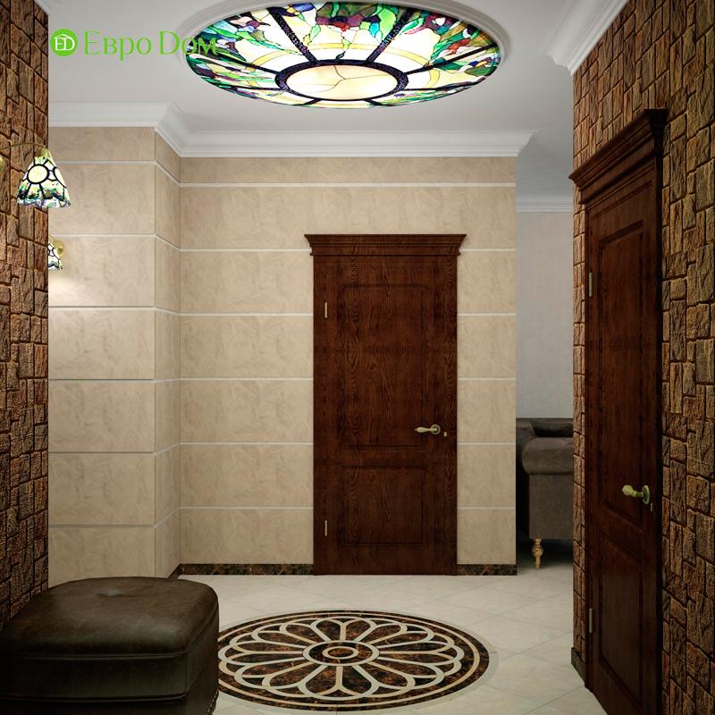 Дизайн 4-комнатной квартиры в стиле неоклассика. Фото 021