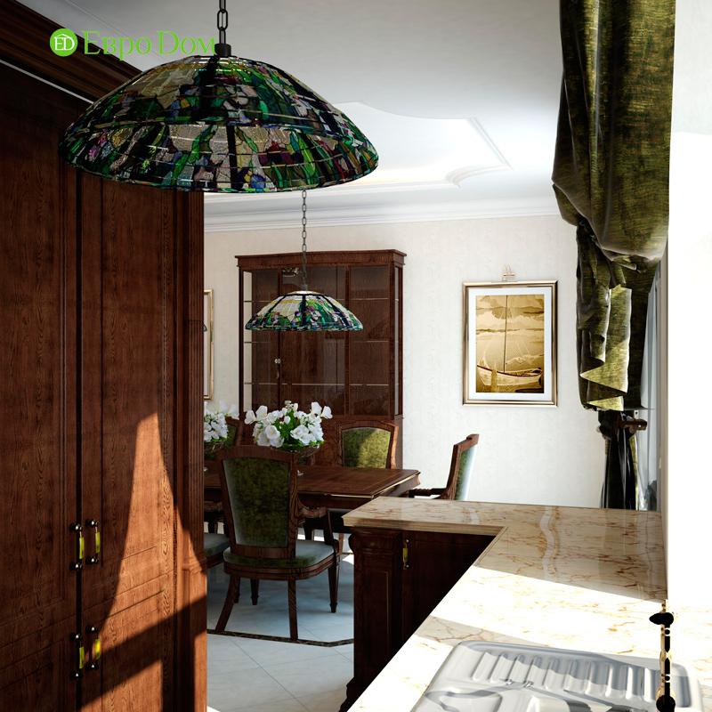 Дизайн 4-комнатной квартиры в стиле неоклассика. Фото 022
