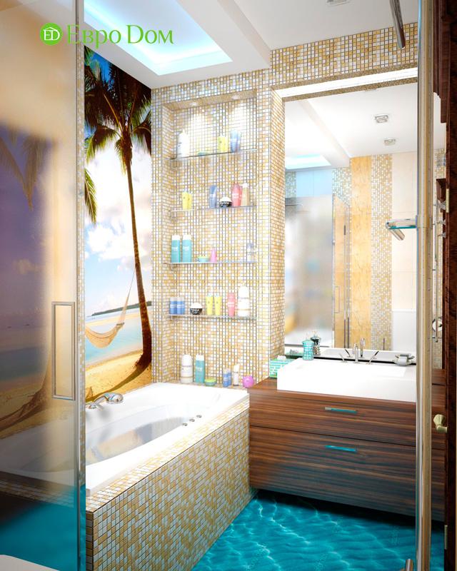 Дизайн 4-комнатной квартиры в стиле неоклассика. Фото 030
