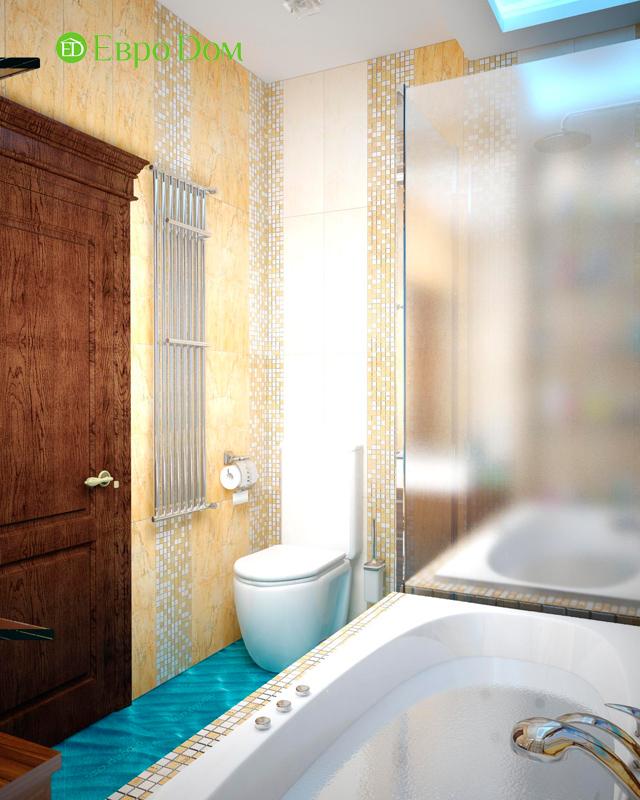 Дизайн 4-комнатной квартиры в стиле неоклассика. Фото 032