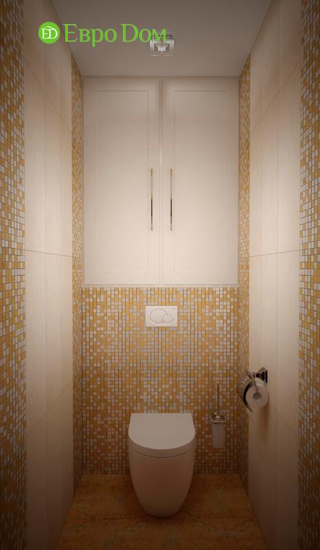 Дизайн 4-комнатной квартиры в стиле неоклассика. Фото 033