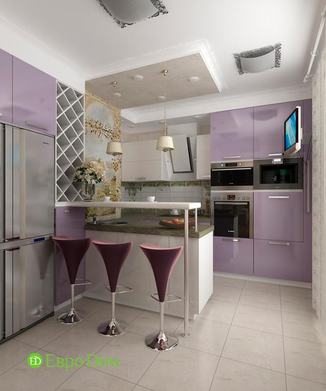 Дизайн 4-комнатной квартиры 95 кв. м в стиле прованс. Фото 02