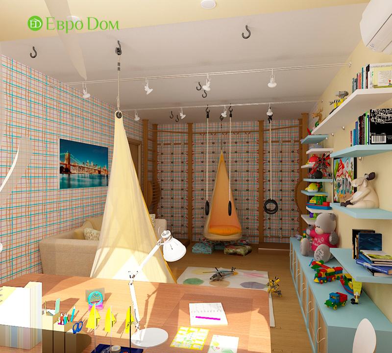 Дизайн 4-комнатной квартиры 95 кв. м в стиле прованс. Фото 05