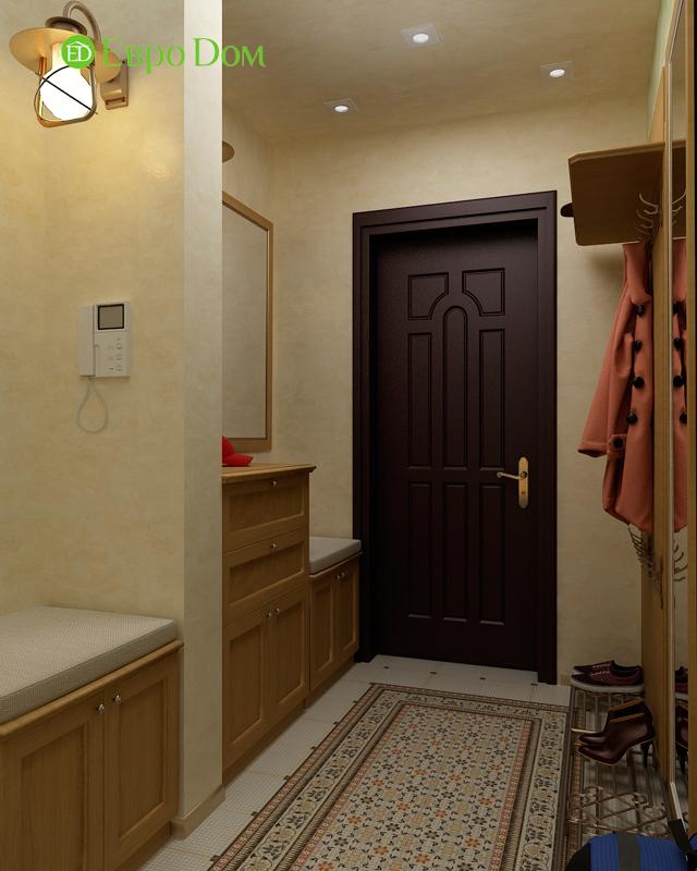 Дизайн 4-комнатной квартиры 95 кв. м в стиле прованс. Фото 016