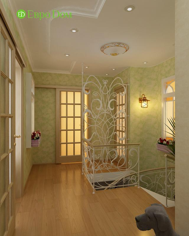 Дизайн 4-комнатной квартиры 95 кв. м в стиле прованс. Фото 018