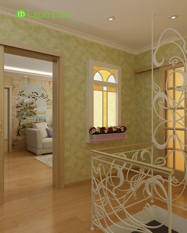 Дизайн 4-комнатной квартиры 95 кв. м в стиле прованс. Фото 019