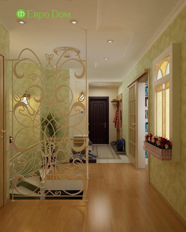Дизайн 4-комнатной квартиры 95 кв. м в стиле прованс. Фото 021