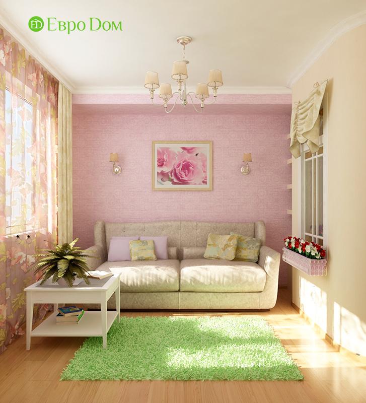 Дизайн 4-комнатной квартиры 95 кв. м в стиле прованс. Фото 024