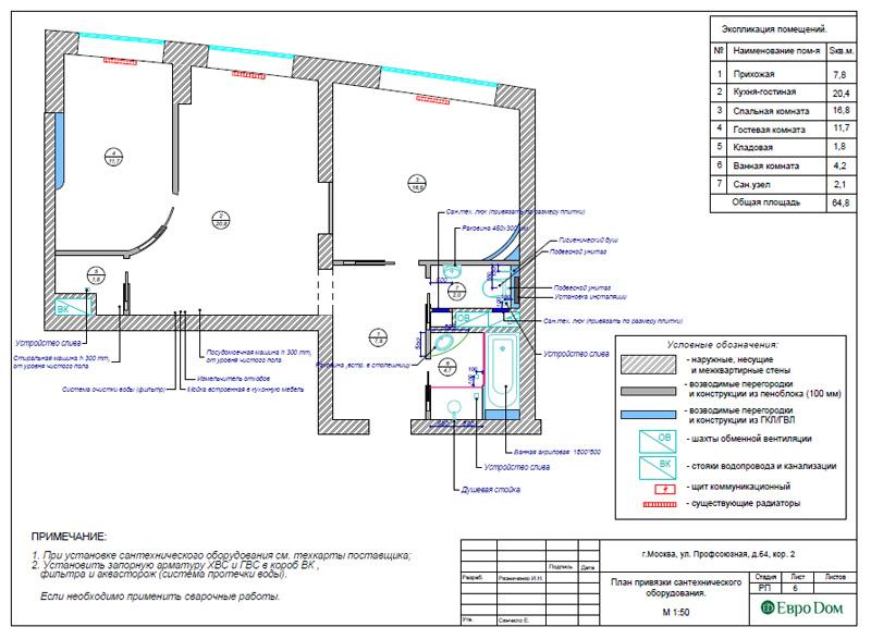Дизайн 2-комнатной квартиры 65 кв. м в индийском стиле. Фото 024