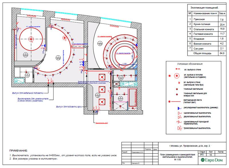 Дизайн 2-комнатной квартиры 65 кв. м в индийском стиле. Фото 033