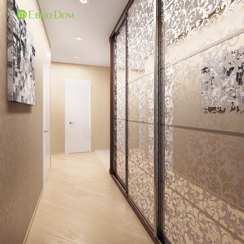 Дизайн двухкомнатной квартиры 68 кв. м в современном стиле. Фото 04