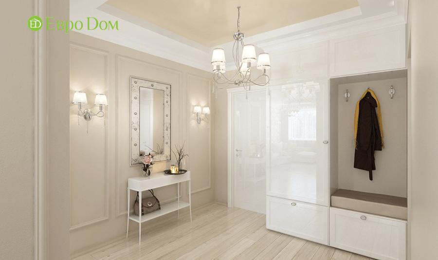 Дизайн интерьера 2-комнатной квартиры 77 кв. м в современном стиле. Фото 09