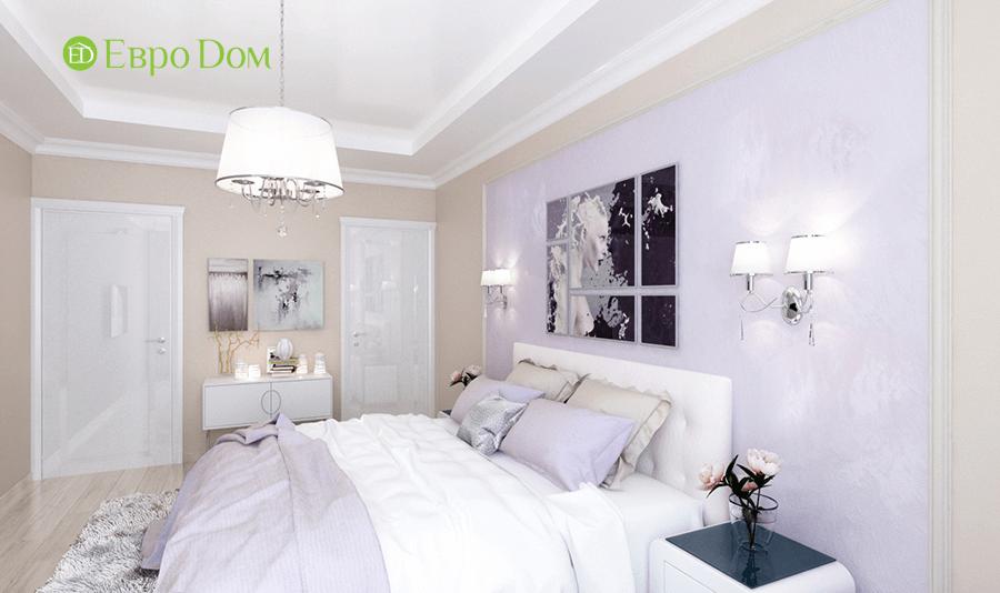 Дизайн интерьера 2-комнатной квартиры 77 кв. м в современном стиле. Фото 010