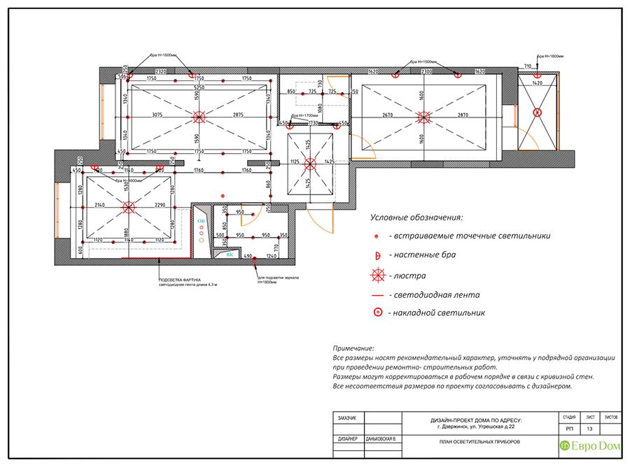 Дизайн интерьера 2-комнатной квартиры 77 кв. м в современном стиле. Фото 023