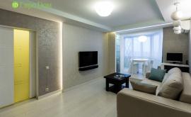 Ремонт двухкомнатной квартиры 77 кв.м. по адресу г. Москва, ул. Борисовские пруды, д. 25. Фото 2