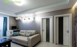 Ремонт двухкомнатной квартиры 77 кв.м. по адресу г. Москва, ул. Борисовские пруды, д. 25. Фото 4