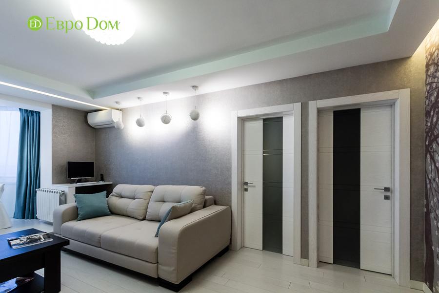 Дизайн двухкомнатной квартиры 77 кв. м в современном стиле. Фото 05