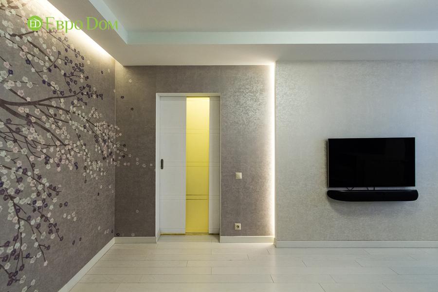 Дизайн двухкомнатной квартиры 77 кв. м в современном стиле. Фото 06