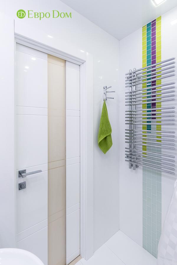 Дизайн двухкомнатной квартиры 77 кв. м в современном стиле. Фото 07