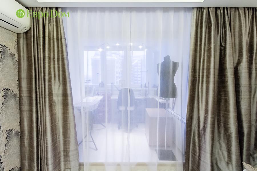 Дизайн двухкомнатной квартиры 77 кв. м в современном стиле. Фото 08