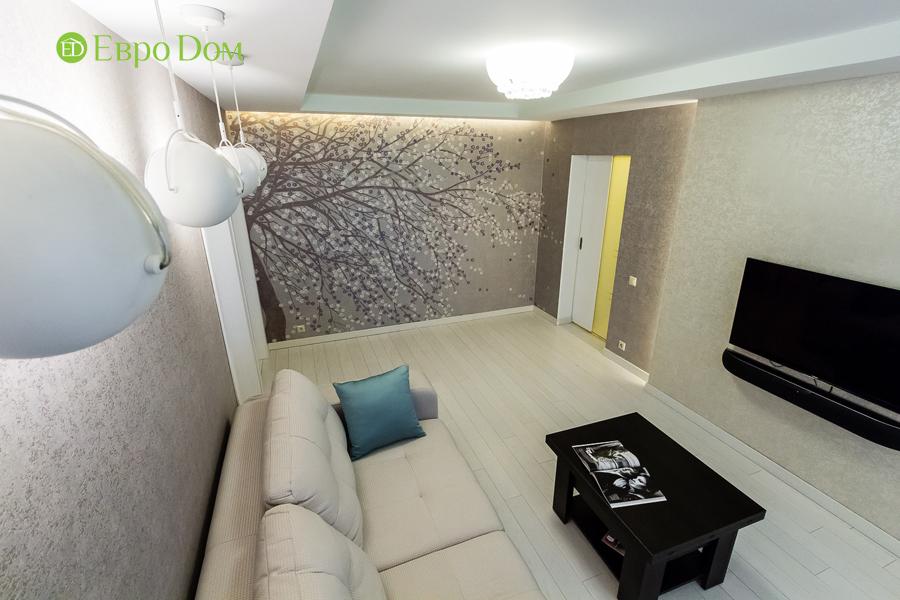 Дизайн двухкомнатной квартиры 77 кв. м в современном стиле. Фото 09