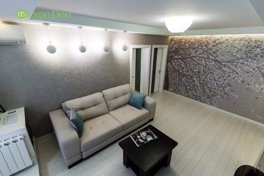Дизайн двухкомнатной квартиры 77 кв. м в современном стиле. Фото 010