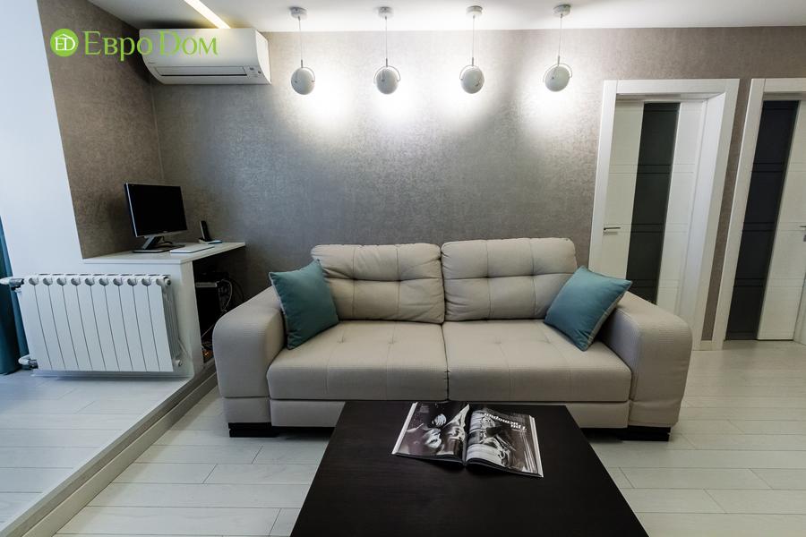 Дизайн двухкомнатной квартиры 77 кв. м в современном стиле. Фото 012