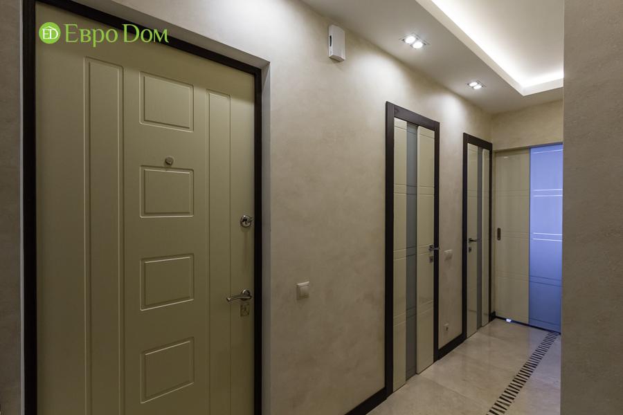 Дизайн двухкомнатной квартиры 77 кв. м в современном стиле. Фото 013