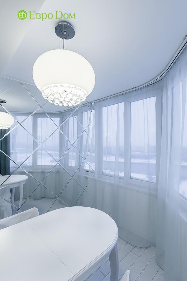Дизайн двухкомнатной квартиры 77 кв. м в современном стиле. Фото 016