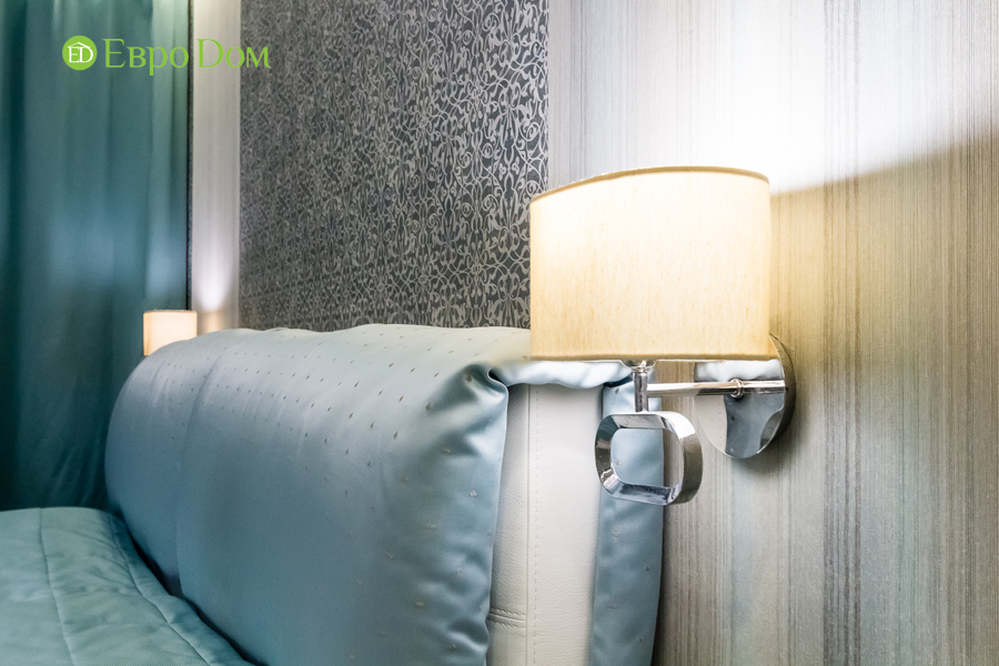Дизайн двухкомнатной квартиры 77 кв. м в современном стиле. Фото 019