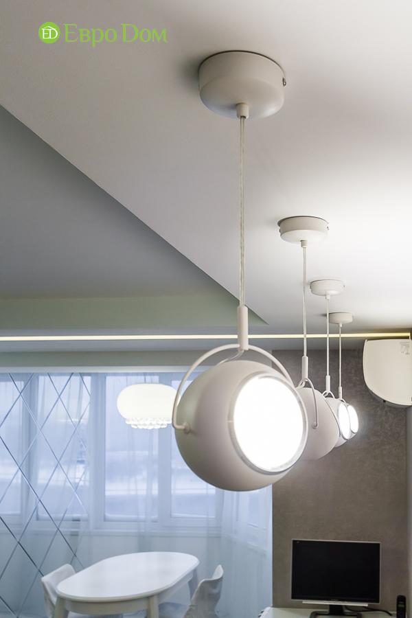 Дизайн двухкомнатной квартиры 77 кв. м в современном стиле. Фото 021