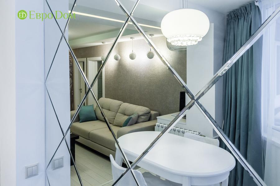 Дизайн двухкомнатной квартиры 77 кв. м в современном стиле. Фото 022